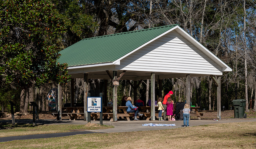 Little David Picnic Shelter